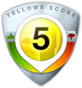 tellows Score 5 zu 02034404734